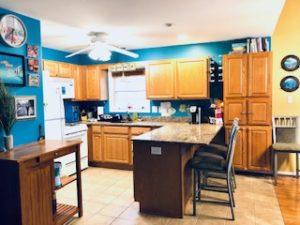 456 Baker House kitchen